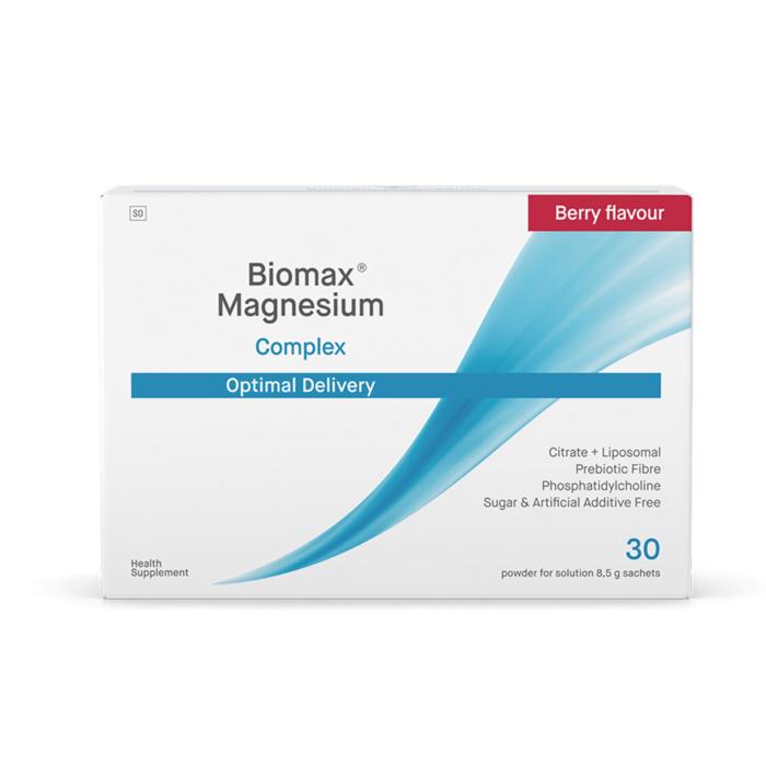 Biomax Magnesium Advanced (Berry)