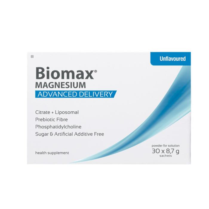 Biomax Magnesium Advanced (Natural)