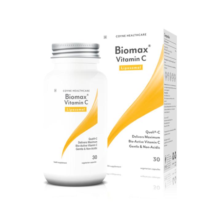Biomax Vitamin C Liposomal 30s