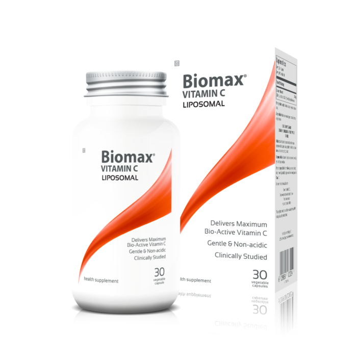Biomax Vitamin C Liposomal 60s