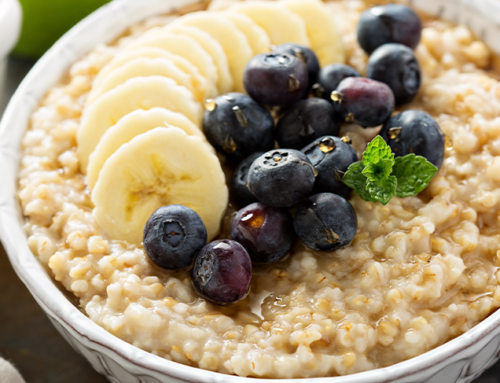 Oats: The Perfect Breakfast Food