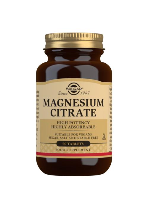MAGNESIUM CITRATE 60S