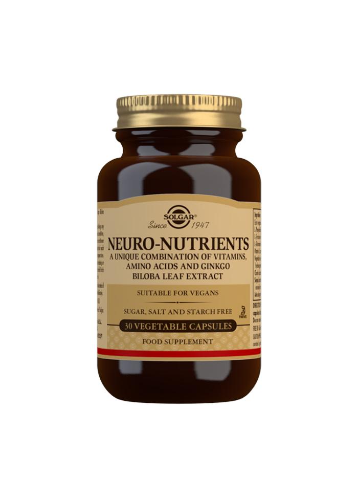 Solgar Neuro Nutrients