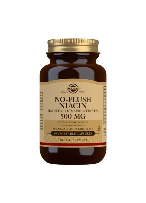 NO-FLUSH NIACIN 500MG 50S