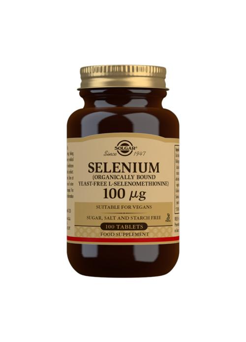 Solgar Selenium 100ug
