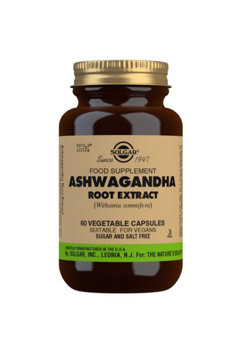 ASHWAGANDHA ROOT EXTRACT 60S