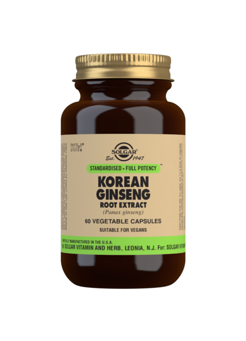 KOREAN GINSENG ROOT EXTRACT 60S