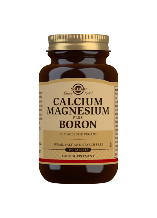 ALCIUM MAGNESIUM PLUS BORON 250S