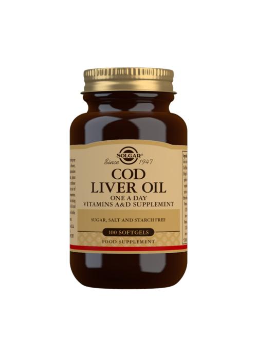 COD LIVER OIL 100S